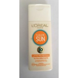 L'Oreal Paris Sublime Sun Latte Protettivo ip 10 bassa 200ml
