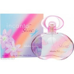 Salvatore Ferragamo Incanto Shine edt 100ml tester[no tappo]