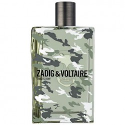 Zadig & Voltaire This Is Him No Rules edt 100ML tester