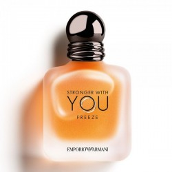 armani Stronger With You Freeze edt 100ml tester[con tappo]