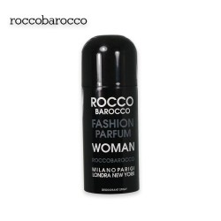 ROCCOBAROCCO FASHION PARFUM WOMAN deodorante spray 150ml
