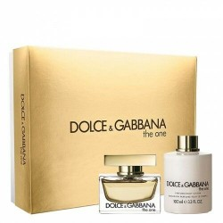 dolcee gabbana the one cofanetto edp 100ml + body lotion 100ml