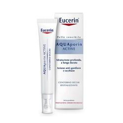 Eucerin Aquaporin Active Contorno Occhi Rivitalizzante 15ml
