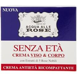Acqua alle Rose Senza Età Crema Viso & Corpo Crema Antietà Ricompattante 180 ml