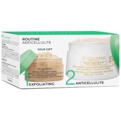 collistar gel fango anticellulite 400ml + talasso scrub 150g