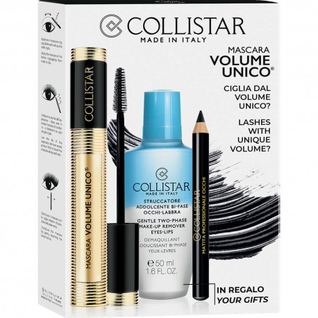 Collistar Kit Mascara Volume Unico