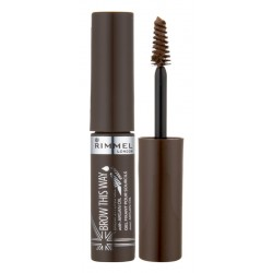 Rimmel Brow This Way gel per sopracciglia 002 mid brown