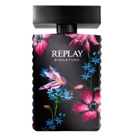 REPLAY SIGNATURE FOR WOMAN EDP 100ML tester