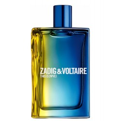 Zadig & Voltaire This is Him This is Love! Pour Lui edt 100ml tester