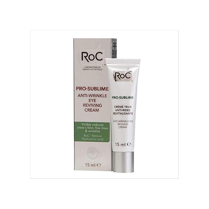 ROC PRO-SUBLIME Crema occhi antirughe rivitalizzante 15 ml