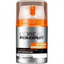 L'ORÉAL MEN EXPERT HYDRA ENERGETIC ANTI STANCHEZZA 24 ORE 50ML