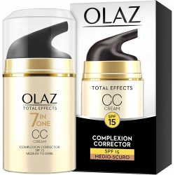 Olaz Total Effects CC Cream 7 in 1 medio scuro 50ml