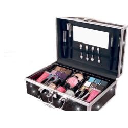 Trousse valigetta alluminio professionale Casuelle Cosmetics