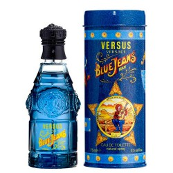 Versace Blue Jeans edt 75ml Tester[no tappo]