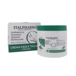 italpharma Crema Piedi Rinfrescante Al Mentolo 250ml