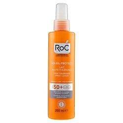 RoC Soleil Protezione pelli sensibili SPF 50+ Spray 200ml