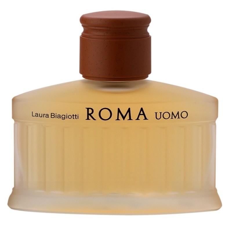 Laura Biagiotti Roma Uomo edt 125ml Tester[no tappo]