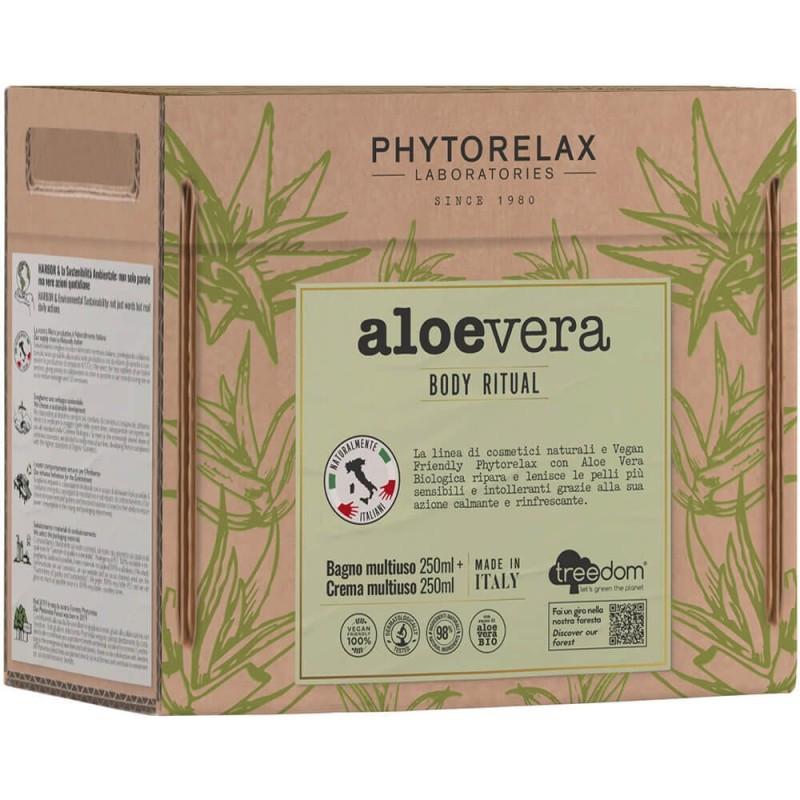 COFANETTO phytorelax aloe vera